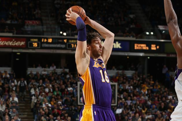 6 Reasons L.A. Lakers Need to Pump the Brakes on Pau Gasol Trade Chatter