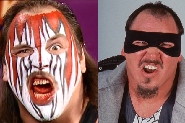 The Sandman, Big Bossman: 25 Terrible Wrestling Name Changes