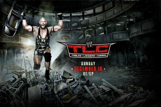 WWE TLC 2012: 5 More Matches That Should Be Booked as the PPV Card