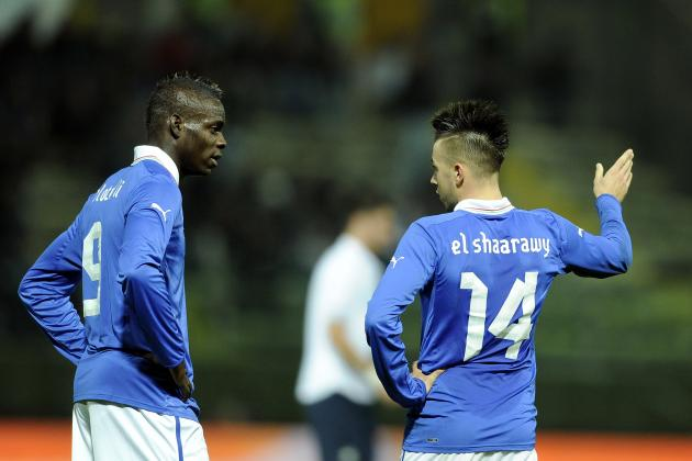 5 Reasons an El Shaarawy-Balotelli Pairing Benefits AC Milan and the Azzurri