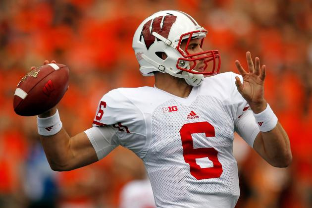 Wisconsin Football: Why Danny O'Brien Isn't the Future at QB