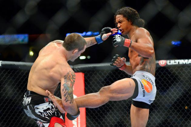 15 Most Athletic Fighters in Today's MMA Game