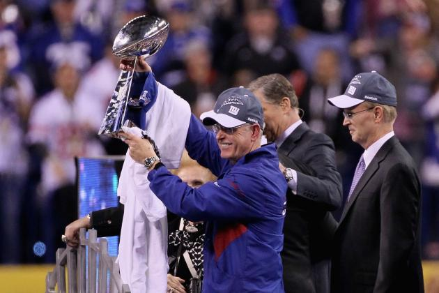 Why Nobody Should Sleep on the New York Giants as Super Bowl Contenders