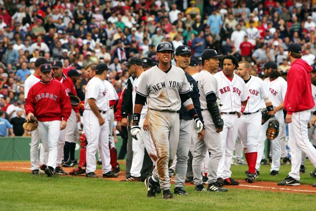 New York Yankees: 5 Reasons They Hate the Boston Red Sox