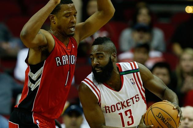 Toronto Raptors vs. Houston Rockets:  Rockets Postgame Grades and Analysis