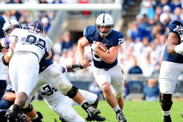 Penn State Football: 6 Players Bound for Stardom in 2013
