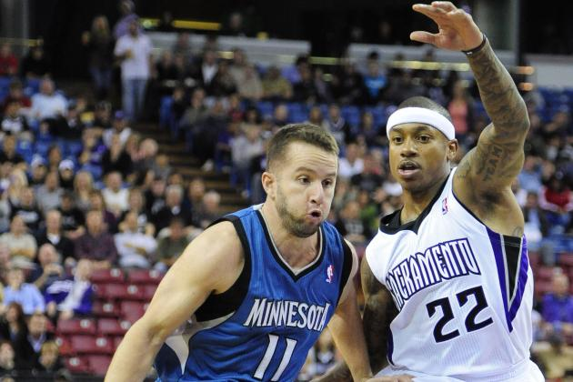 NBA Studs and Duds: Minnesota Timberwolves vs. Sacramento Kings