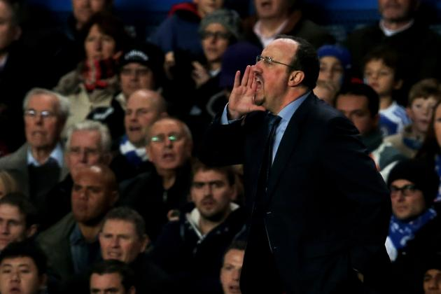 5 Things Rafa Benítez Needs to Change at Chelsea