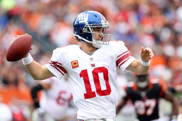 New York Giants: 3 Ways Eli Manning and Giants Can Light Up Redskins' Defense