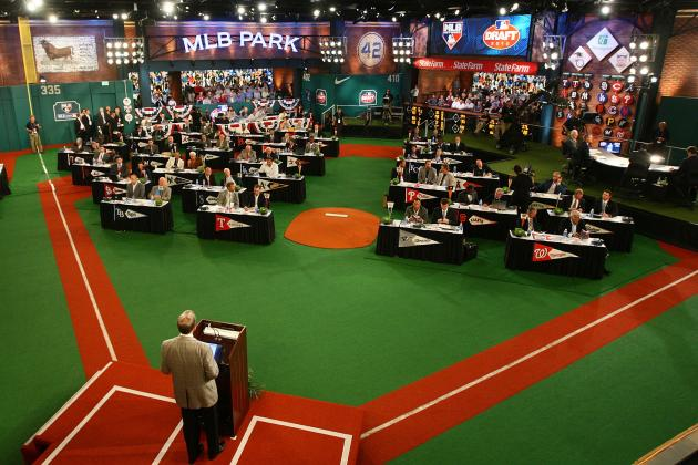 Ranking the Top 5 Drafting GMs in Major League Baseball