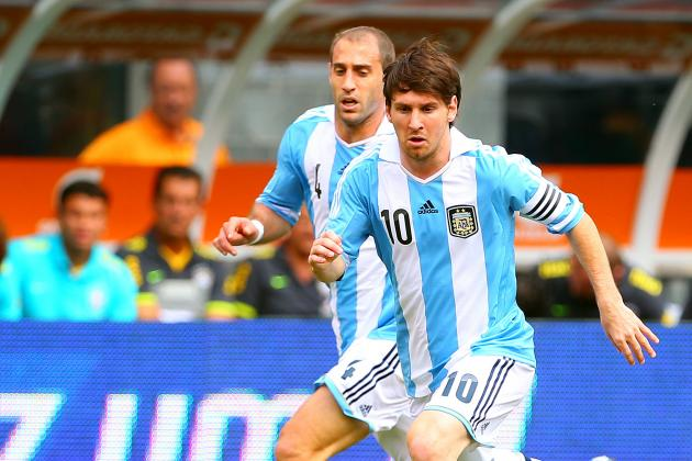 Lionel Messi: How Argentina Have Finally Unlocked His Potential