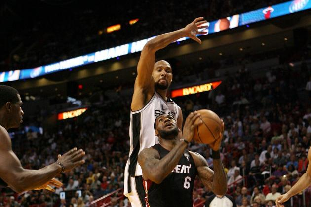 Which Western Conference Teams Are the Most Serious Threats to the Miami Heat?