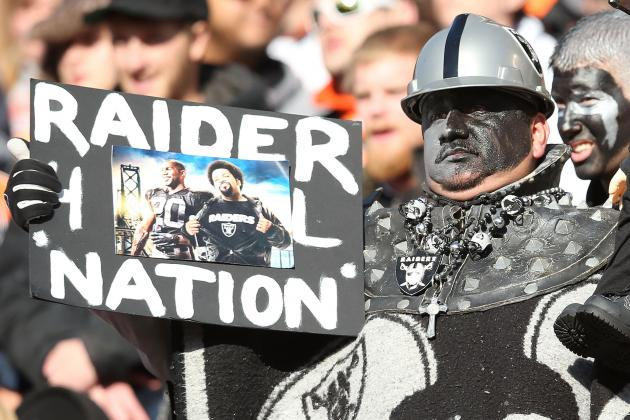 Oakland Raiders: 10 Players They Must Consider for 2013