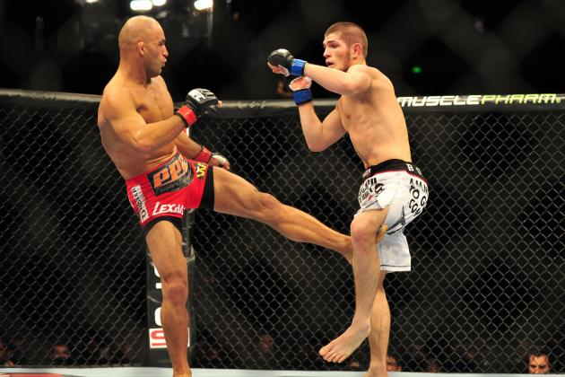 4 UFC Fighters with Punishing Leg Kicks