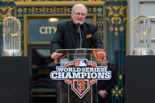 San Francisco Giants: Power Ranking Brian Sabean's 5 Best Moves of 2012
