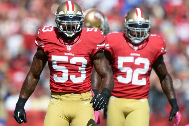 Ranking NaVorro Bowman Among the League's Top ILBs After Monster Deal