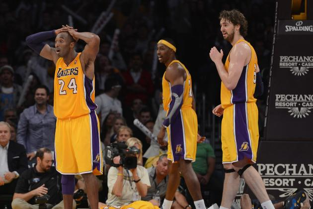 Diagnosing the Real Issues Surrounding L.A. Lakers' Slow Start