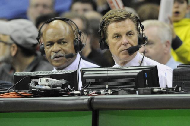 The 7 Biggest Homer Announcers in the NBA