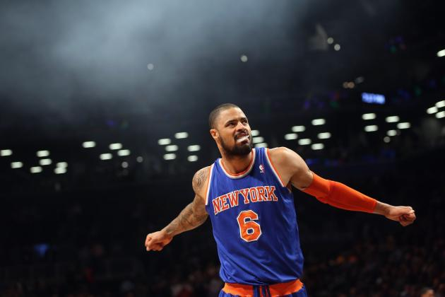Identifying Real Reasons Behind NY Knicks Success in 2012-13