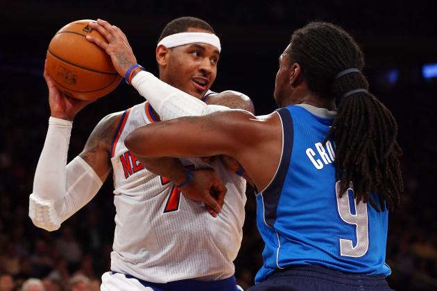 5 Reasons Carmelo Anthony Deserves to Be in the MVP Hunt