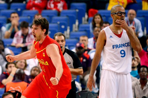 Choosing an All-NBA Foreign Team for the 2012-13 Season