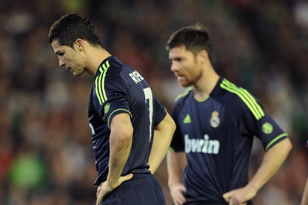 Real Madrid: 5 Reasons Los Blancos Are Still Underachieving