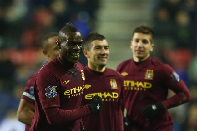 6 Things We Learned from Manchester City's 2-0 Win at Wigan
