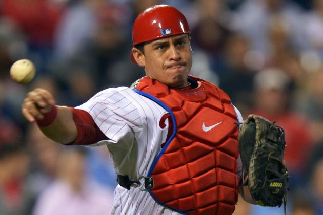 4 Ways the Phillies Can Replace Carlos Ruiz During His 25-Game Suspension