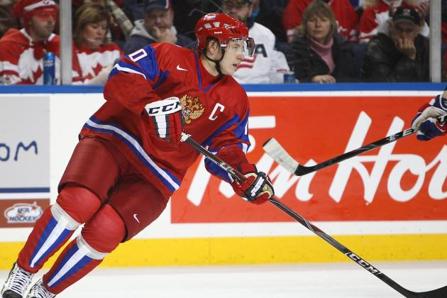 Comparing the NHL's Top 15 Prospects to Current NHL Stars