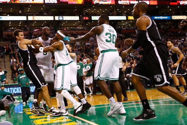 Brooklyn Nets vs. Boston Celtics: Postgame Grades and Analysis
