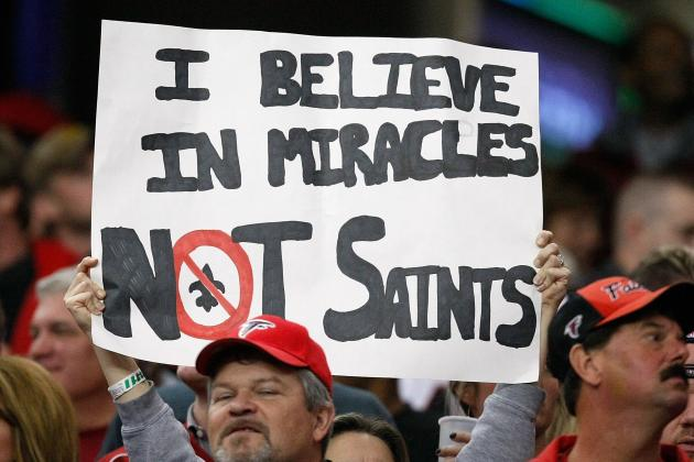 Saints vs. Falcons: 10 Keys to the Game for Atlanta