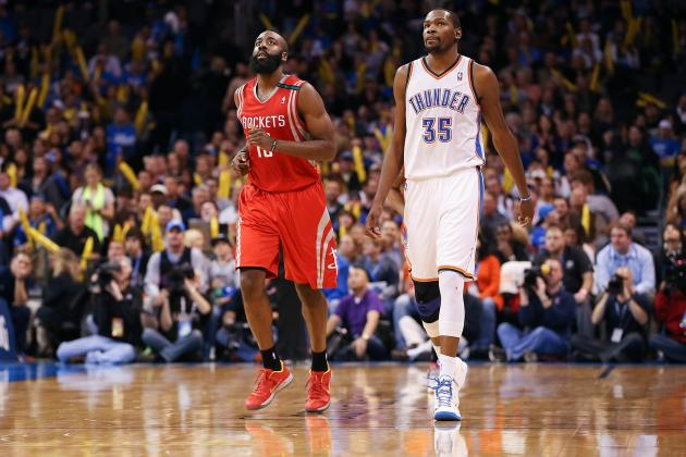 Houston Rockets vs. Oklahoma City Thunder: Postgame Grades and Analysis