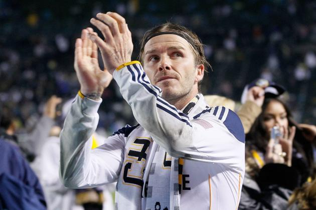 5 Bold Predictions for David Beckham's MLS Cup Swan Song