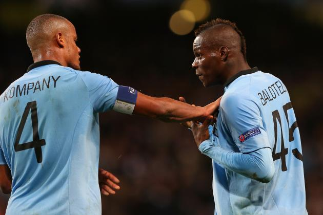 Manchester City Transfer Rumours: Should Roberto Mancini Sell Mario Balotelli?