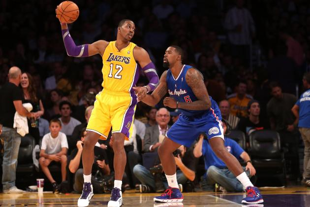 Sizing Up Lakers Against Clippers in the Battle of LA for Early 2012-13