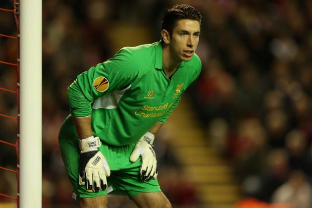 Is Brad Jones Good Enough to Be Liverpool's First-Choice Keeper?