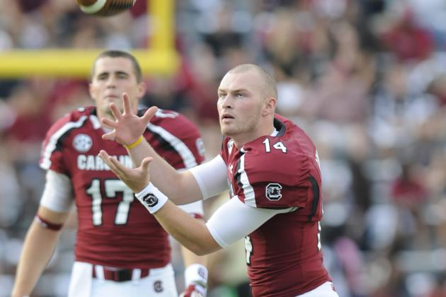 South Carolina Football: Connor Shaw Versus Dylan Thompson, Who Should Start?