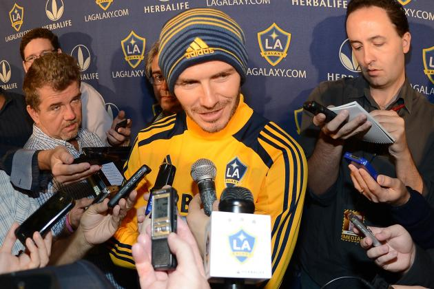 World Football Gossip Roundup: David Beckham, Radamel Falcao, Mario Balotelli