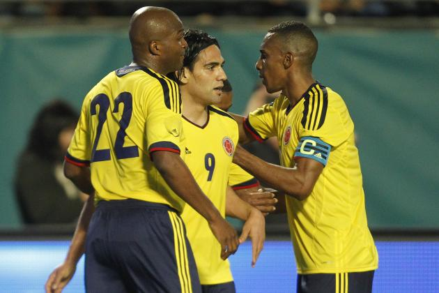 Why Colombia Could Be the Big Surprise at World Cup 2014 in Brazil
