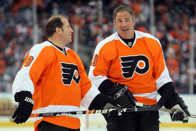 Philadelphia Flyers: 15 Biggest Fan Favorites in Franchise History