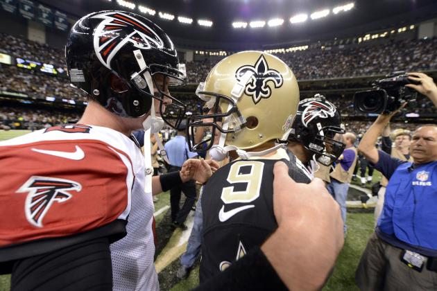 Saints vs. Falcons: Highlighting Biggest Matchup Advantages on Thursday Night