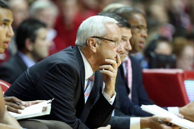 North Carolina Basketball: 5 Changes Heels Must Make After Indiana Blowout