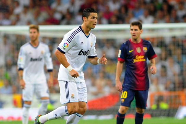 2012 Ballon D'Or: Statistically Analysing Messi, Ronaldo and Iniesta This Season