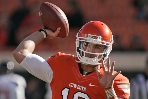 Oklahoma State Football: Analyzing the Quarterback Question for 2013