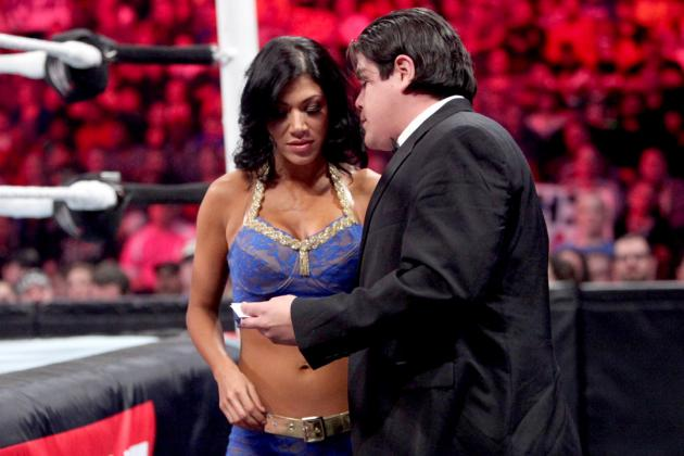 5 Possible Scenarios for Alberto Del Rio and Rosa Mendes Love Connection