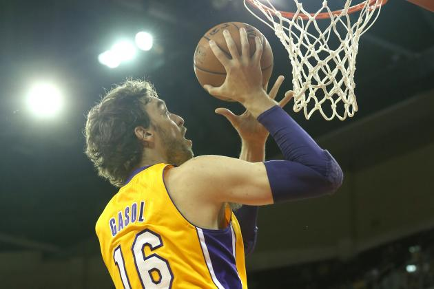 5 Creative Ways LA Lakers Can Use Pau Gasol to Light His Competitive Fire
