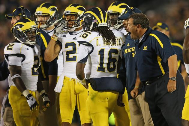 Michigan Football: Predicting How Brady Hoke Will Replace Every Senior