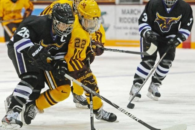 Best NCAA Women's Hockey Performances of November 2012