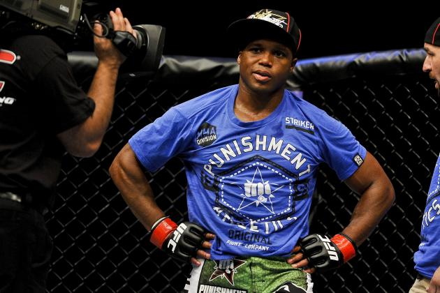 The 5 Most Underrated Fighters to Appear on the Ultimate Fighter