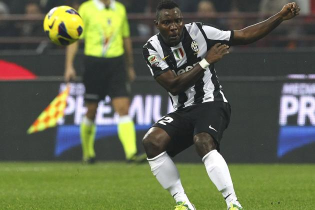 Kwadwo Asamoah: Why the Best Is Yet to Come for the Juventus Star
